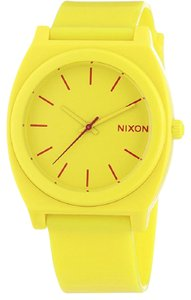 Nixon Nixon Time Teller P Watch - Yellow