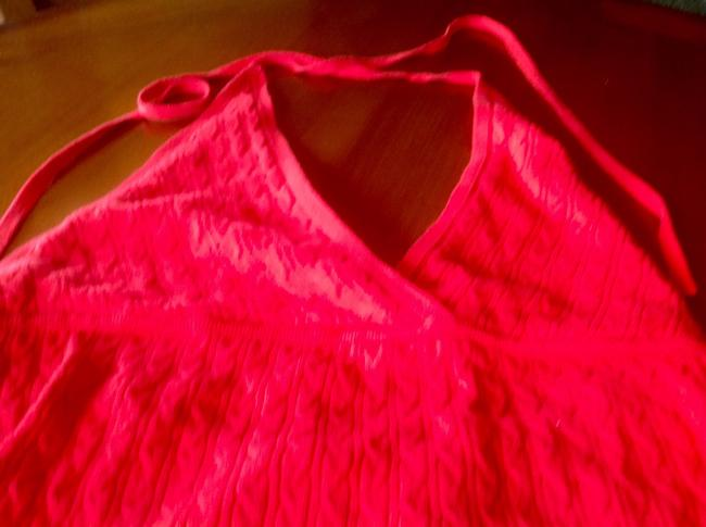 Banana Republic Like New Tomato red Halter Top