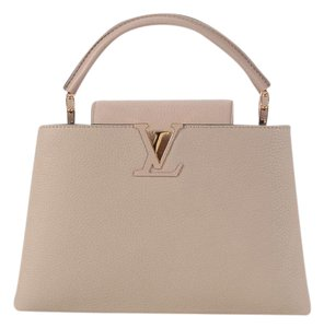 Louis Vuitton Lv Lv.k1209.10 Pm Taurillon Leather Satchel