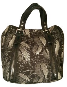 Ted Baker Tote in Black/White
