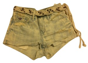 Hollister Cuffed Shorts light