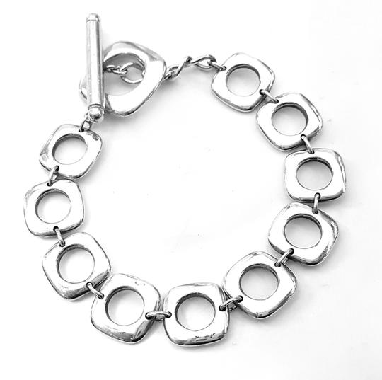 Preload https://img-static.tradesy.com/item/20563436/tiffany-and-co-co-cushion-square-links-toggle-725-bracelet-0-0-540-540.jpg