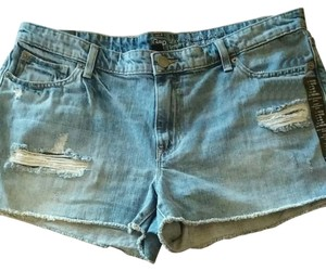 Gap Cut Off Shorts Distressed