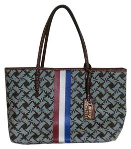 Juicy Couture Canvas Tote in multi
