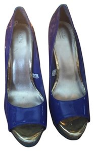 Mossimo Supply Co Blue Platforms