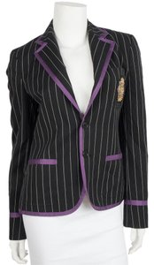 Ralph Lauren Black & purple Blazer