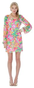 Lilly Pulitzer short dress Multi Lulu on Tradesy