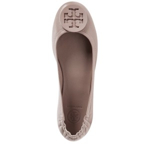 Tory Burch French Gray Flats