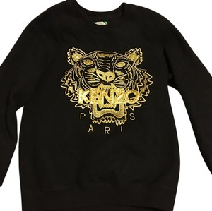 Black Kenzo Sweatshirts   Hoodies - Up to 70% off a Tradesy b6b1048f8833