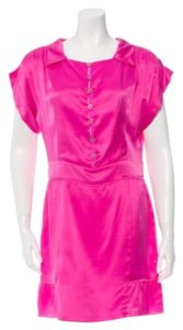 Miu Miu short dress pink on Tradesy