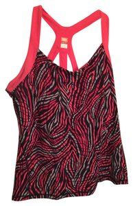 lucy Racer-back, Coral, Active Wear