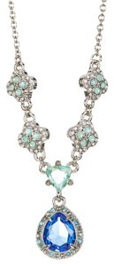 Carolee Nassau nights teardrop necklace