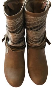 Nordstrom Boho Pink&pepper Bohemian Cowboy Boots