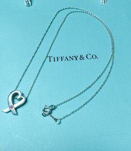 Tiffany & Co. Tiffany & Co. Loving Heart necklace