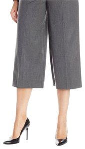Vince Camuto Trouser Pants Dark Gray Heather