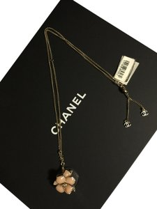 Chanel Chanel Flower Necklace