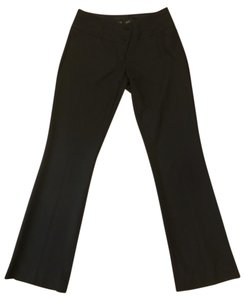 The Limited Drew Petite Stretchy Work Trouser Pants Black