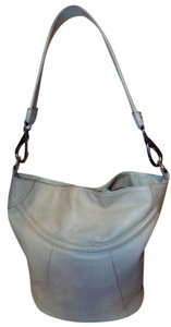 Stone & Co. Classic Signature Leather Retro Vintage Shoulder Bag