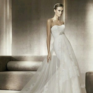 Pronovias Bergamo 2012 Wedding Dress