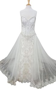Mori Lee Angelina Faccenda Couture 1284 Wedding Dress