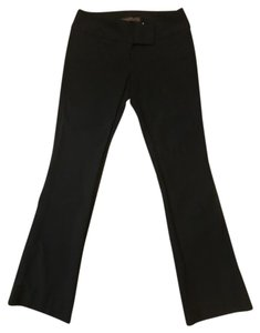 The Limited Drew Petite Exact Stretch Trouser Pants Black