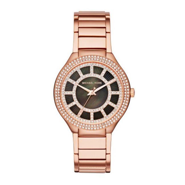 Michael Kors Rose Gold Kerry Mk3397 Watch Michael Kors Rose Gold Kerry Mk3397 Watch Image 1