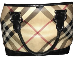 Burberry Tote in Burberry print