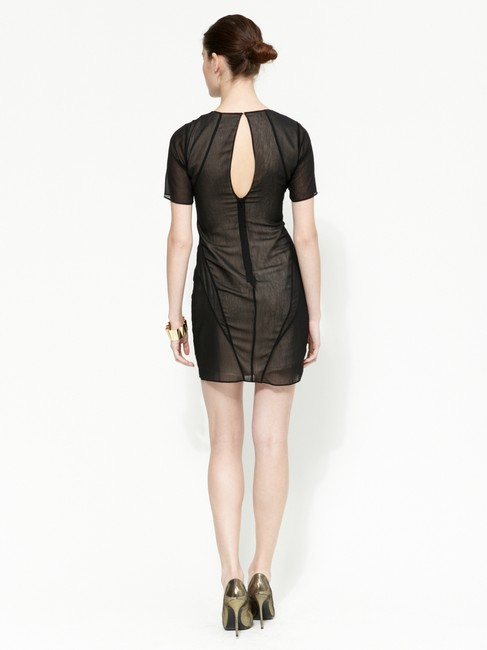 Factory by Erik Hart Shift Mini Cocktail Dress