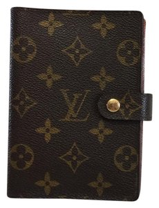 Louis Vuitton Louis Vuitton Agenda PM