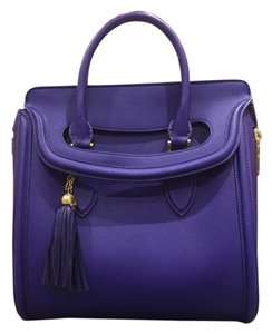 Alexander McQueen Tote in Purple