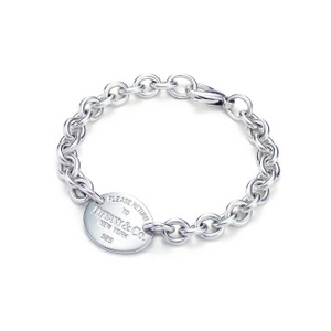 Tiffany & Co. Return To Tiffany Oval Tag Bracelet
