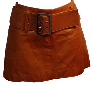 PITTANGA Skirt RUST