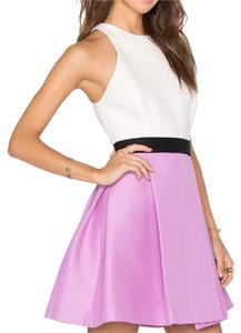 Halston Color Block Easter Dress