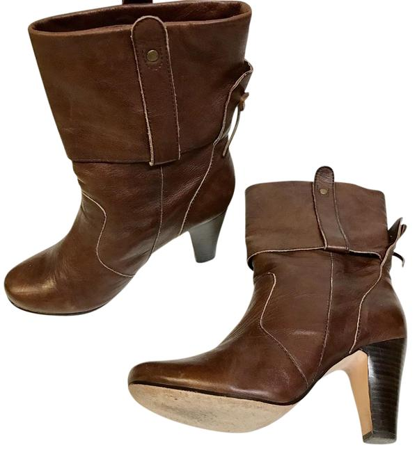 Dolce Vita Brown Free Shipping Boots/Booties Size US 7.5 Regular (M, B) Dolce Vita Brown Free Shipping Boots/Booties Size US 7.5 Regular (M, B) Image 1