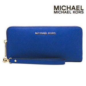 Michael Kors Jet Set Travel Continental Wallet/Wristlet