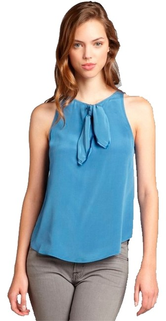 Marc by Marc Jacobs Sleeveless Tank Cami Top blue