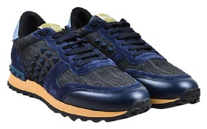 Valentino Trainers Blue Athletic