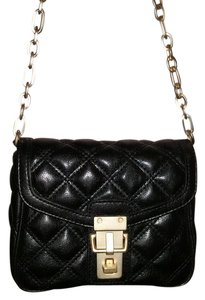 Banana Republic Faux Leather Cross Body Bag