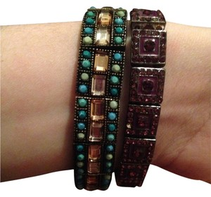Other Colorful Shiny Bright Rhinestone Bracelets