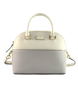 Kate Spade Satchel in Stnice/cement (028)