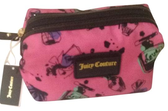Juicy Couture New With Tag Juicy Couture Pink Cosmetic Bag