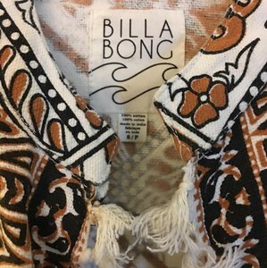 Billabong Mosaic Print Jacket