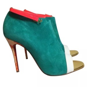 Louis Vuitton Turquoise Pumps