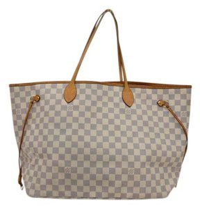 Louis Vuitton Neverfull Azur Mm Shoulder Bag