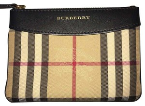 Burberry Burberry Putney Horseferry Check Flat Pouch