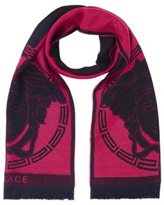 Versace Versace scarf red