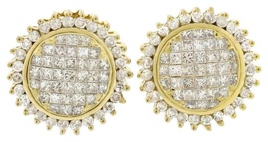 Preload https://img-static.tradesy.com/item/20567531/200-ct-natural-diamond-round-halo-screw-back-in-solid-14k-earrings-0-1-540-540.jpg