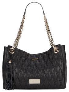 Mario Valentino Tote in Black