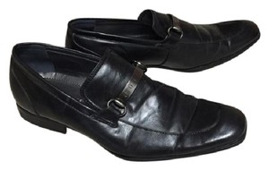 Guess Black .10 Dress Loafer Shoes