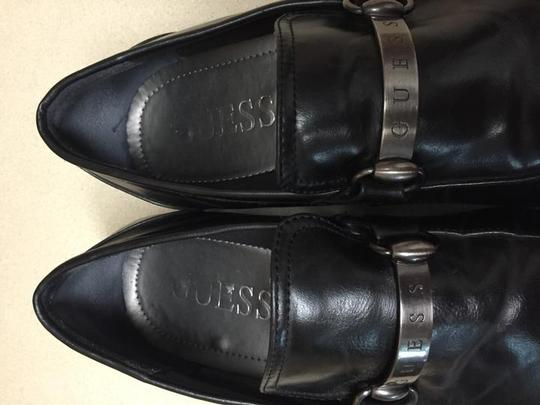 Guess Black .10 Dress Loafer Shoes Image 2